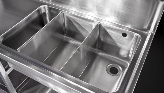 Stainless Steel Bar Sinks