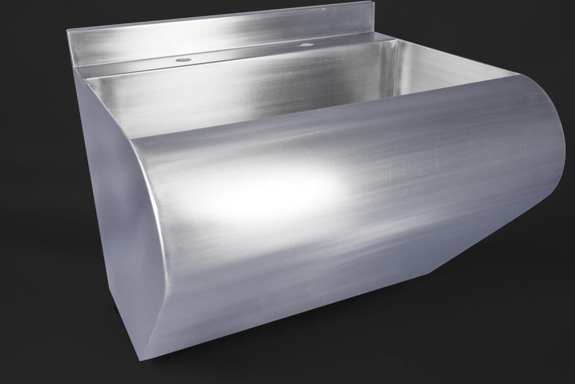 Stainless Steel Wash Troughs Product Image
